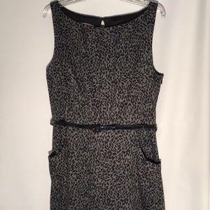 Jones Studio Animal Print Dress